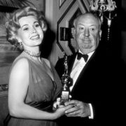 Gabor and Alfred Hitchcock