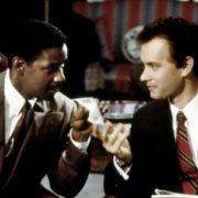Tom Hanks and Denzel Washington