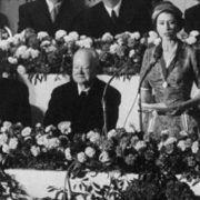Herbert Hoover and Elizabeth II
