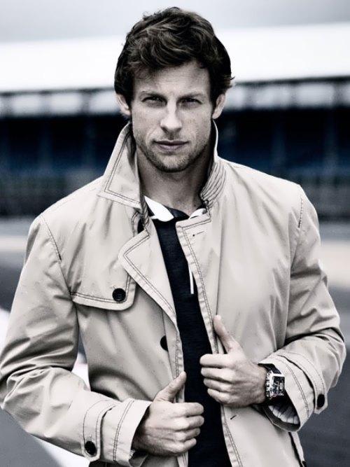 Jenson Button – British racer