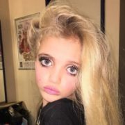 Daughter of Katie Price