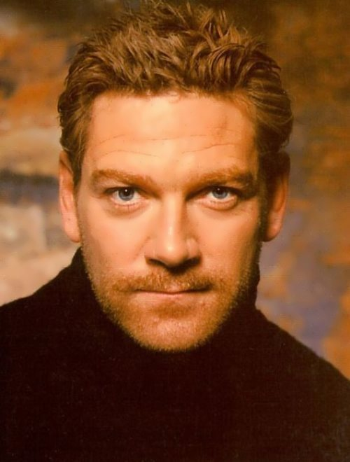 Kenneth Branagh – British actor