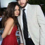 Mila and Ashton Kutcher