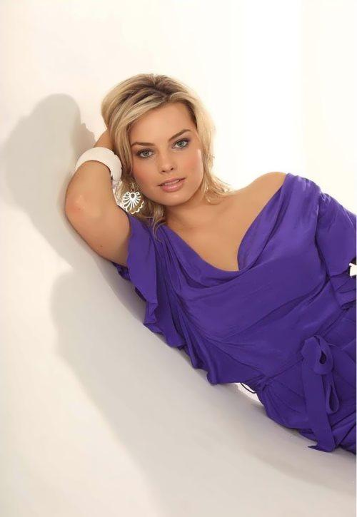 Margot Elise Robbie