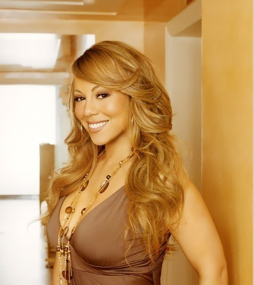 Mariah Carey - beautiful singer