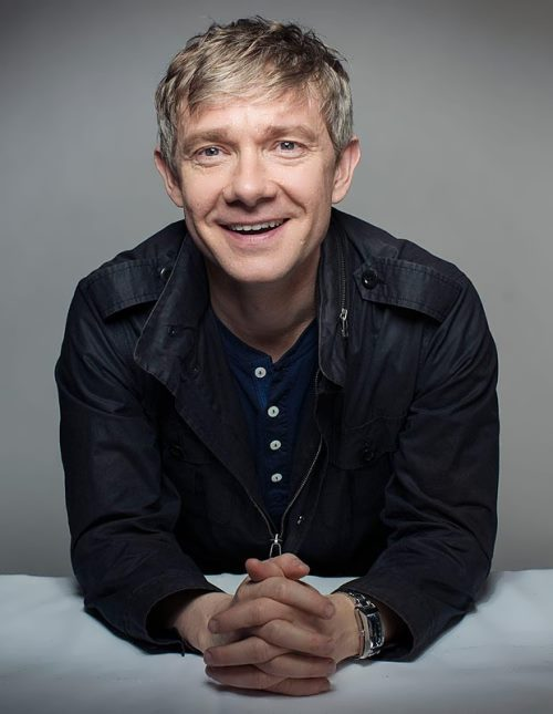 Martin Freeman - English actor