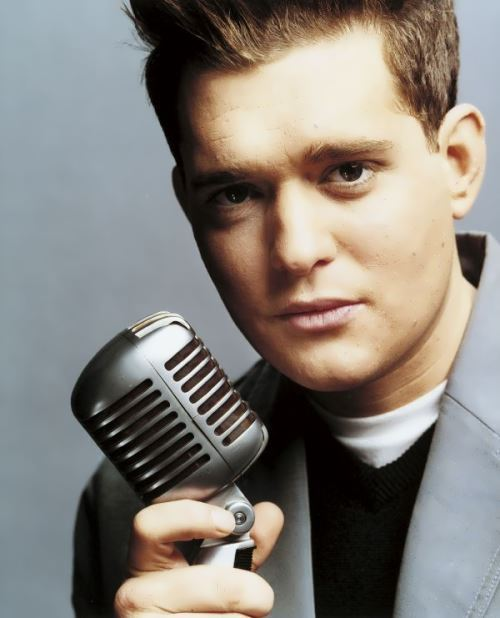Michael Buble - Canadian crooner