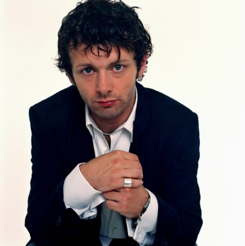 Michael Sheen - British actor