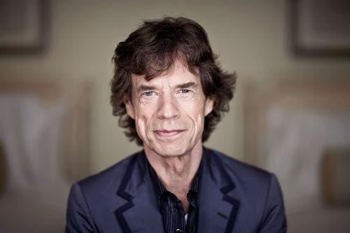 Mick Jagger - British rock musician