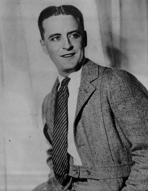 Francis Scott Fitzgerald - American writer