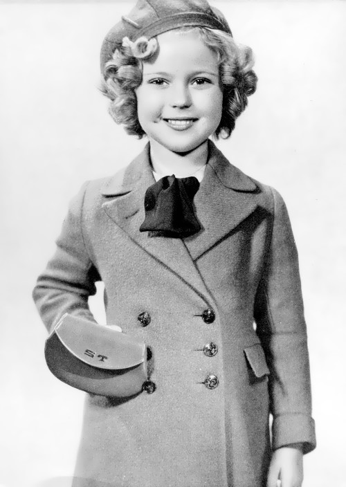 Shirley Temple – talented American actress