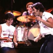 Bruce Springsteen and Courteney Cox
