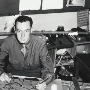 Stan Lee in the army