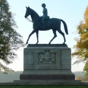 Statue in Windsor Great Park