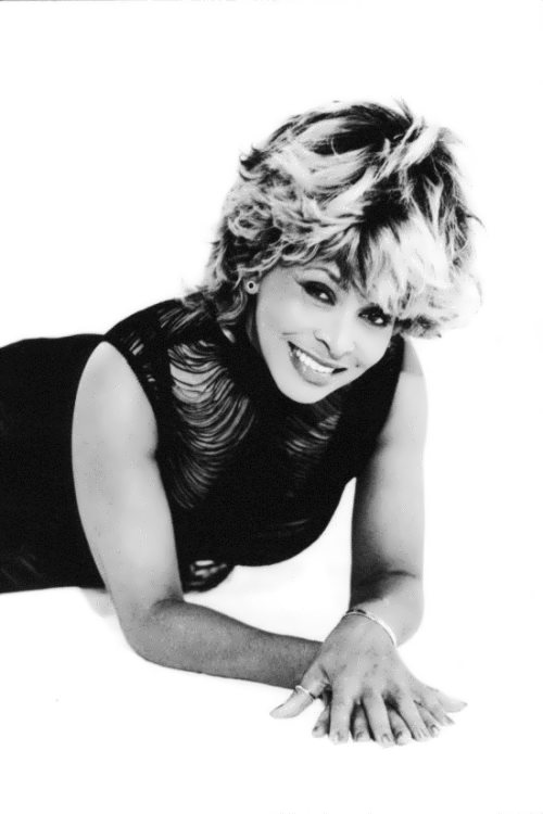 Tina Turner - successful singer
