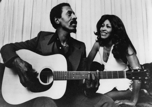 Tina and Ike Turner