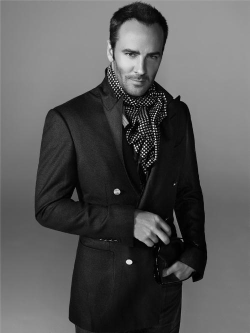 Thomas Ford - American fashion designer