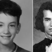 Young Tom Hanks