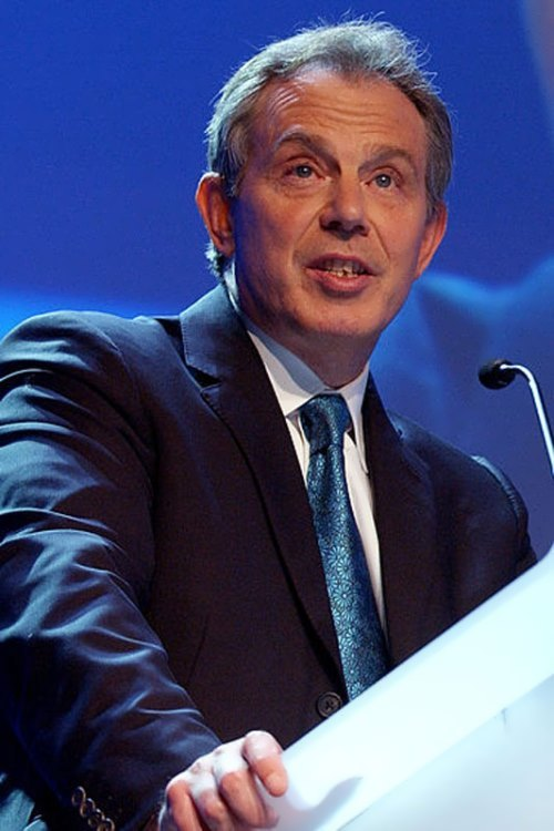 Anthony Charles Lynton Blair