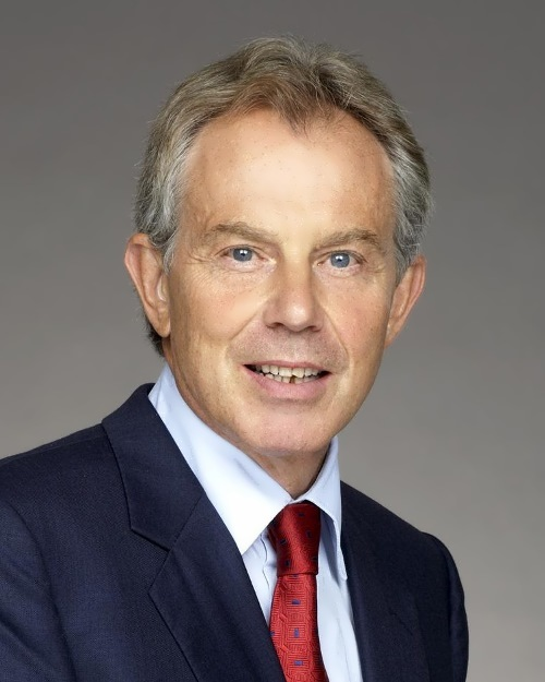 Tony Blair – famous politician