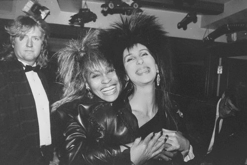 1985. Produced Roger Davies, Tina Turner and Cher on the MTV Music Awards