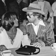 Tina Turner and Elton John, New York, March 18, 1975
