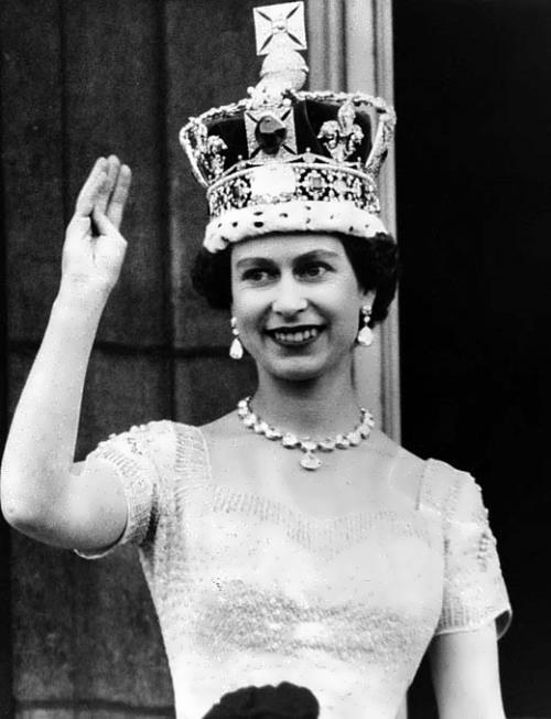 Queen of Great Britain