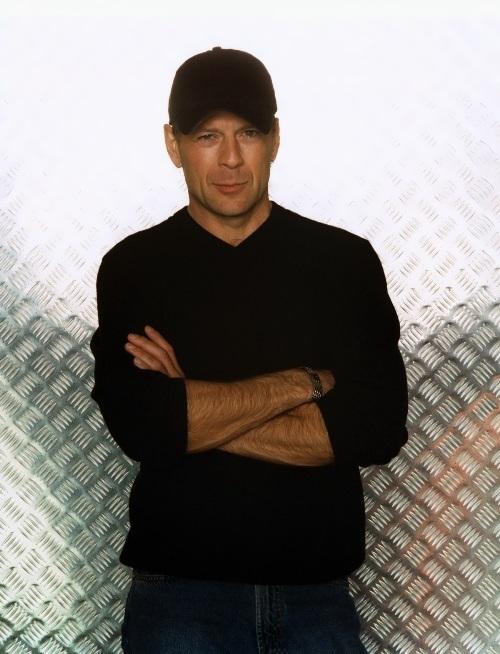Bruce Willis - American film actor