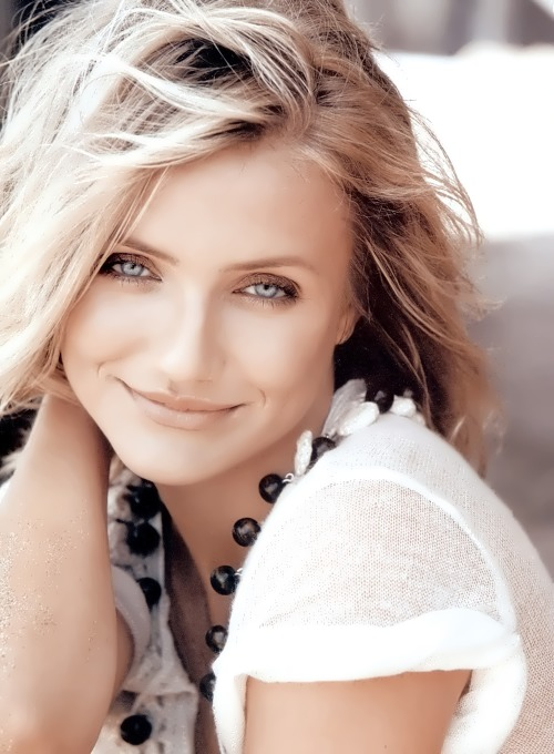 Cameron Diaz - American actress and model