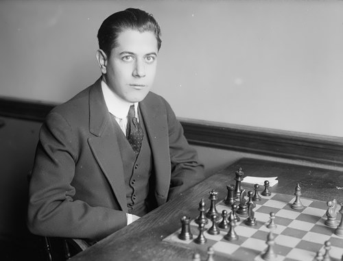 Jose Raul Capablanca - Cuban chess player