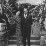 Capablanca and his wife