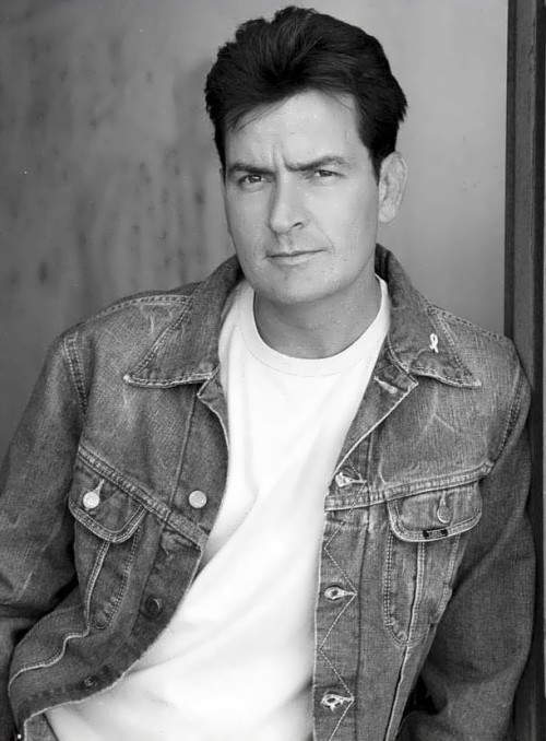Charlie Sheen - American actor