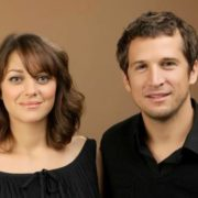 Guillaume Canet and Marion Cotillard