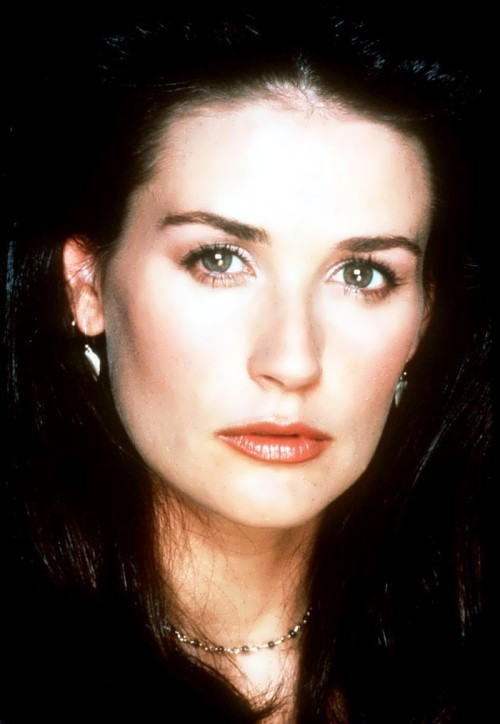 Demi Moore – beautiful American actress