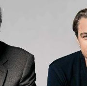 Clint Eastwood and DiCaprio