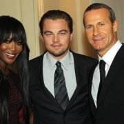 Naomi Campbell, DiCaprio and Vlad Doronin