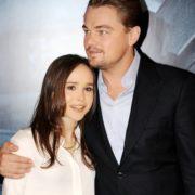 Ellen Page and Leonardo