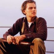 Leo in the film Titanic