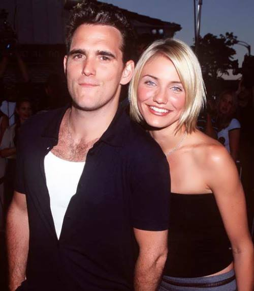 Matt Dillon and Cameron Diaz