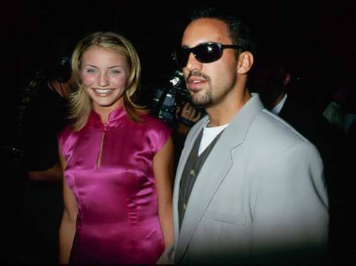 Carlos De La Torre and Cameron Diaz