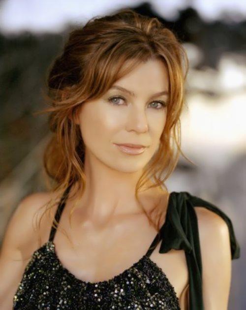 Ellen Pompeo - American actress