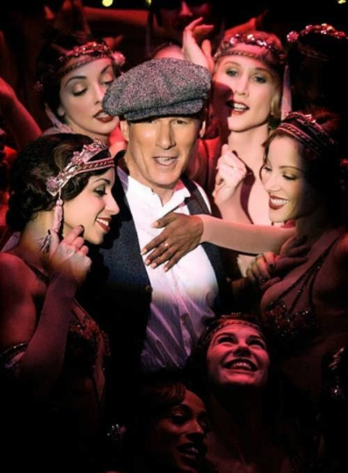 Gere in musical Chicago