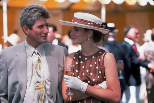 Julia Roberts and Richard Gere