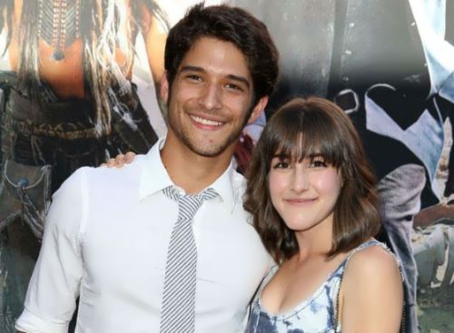 Seana Gorlick and Tyler Posey