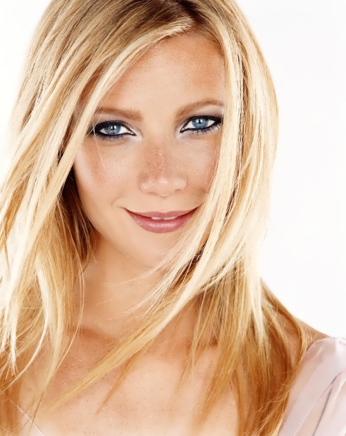 Gwyneth Paltrow - American actress and singer