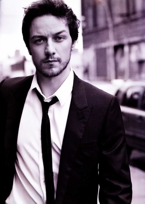 James McAvoy - Scottish actor
