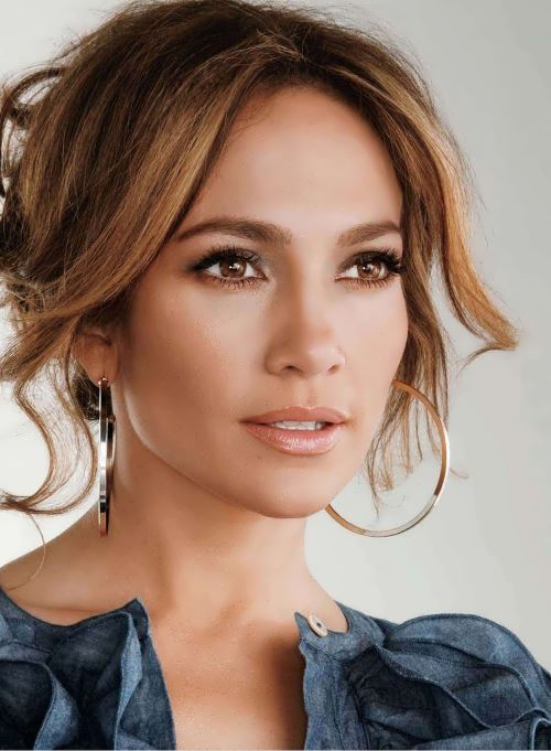 Jennifer Lopez - brilliant actress and singer