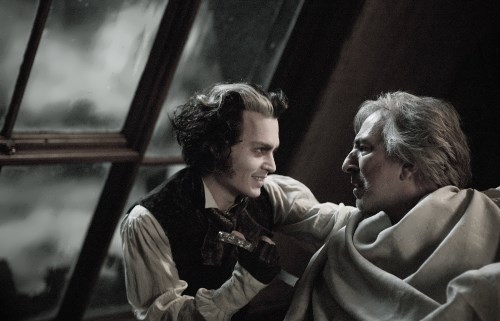 Judge Turpin - Sweeney Todd The Demon Barber of Fleet Street (2007)