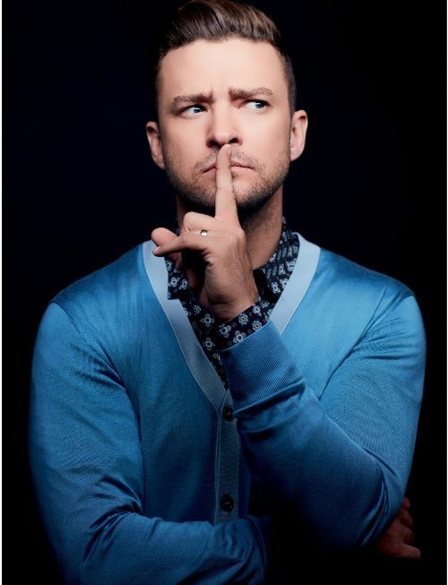 Justin Timberlake – American singer and actor