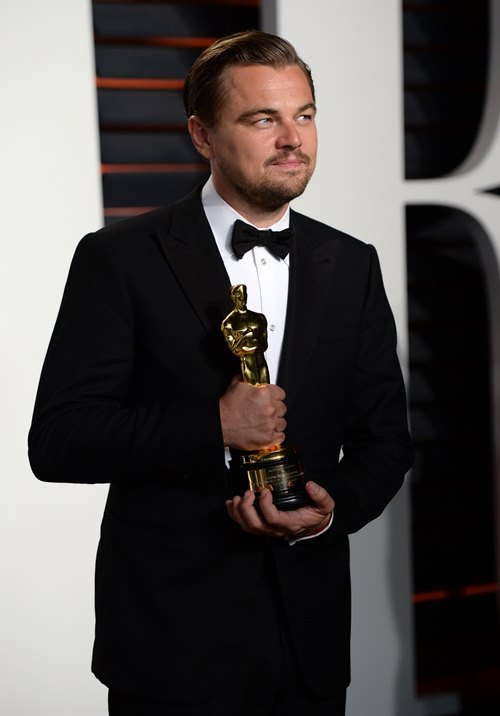Leonardo DiCaprio – handsome Hollywood star